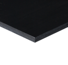 Acetal Black Sheet 1000 x 250 x 25mm