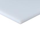 Acetal Natural Sheet 500 x 500 x 70mm