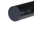 20mm Sample HDPE Black Rod