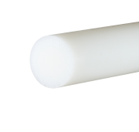20mm Sample HDPE Natural Rod