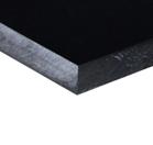 3mm Sample Nylon 6 Black Sheet