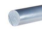 PVC Grey Rod 60mm dia x 250mm