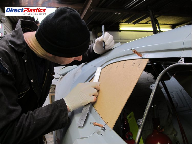 Ultimate Lexan Racecar Windows (part 1) - About Plastics